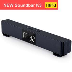 Mifa Soundbar K3 głośnik Bluetooth $35,46