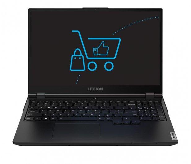 Laptop Lenovo Legion 5-15 Ryzen 7/8GB/512 GTX1660Ti 144Hz