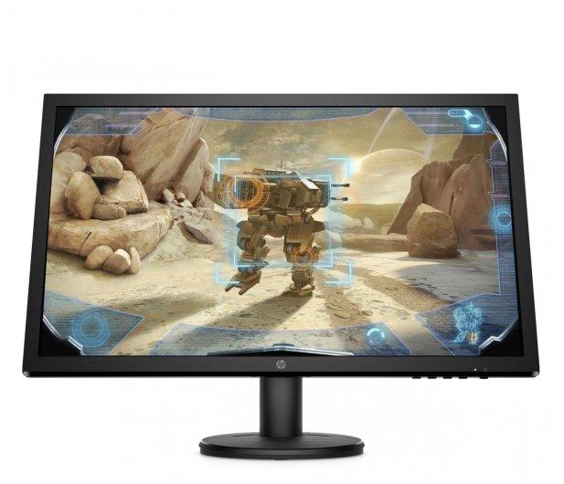 Monitor HP V24 Gaming + Mysz HP X220 Backlit Gaming Mouse GRATIS
