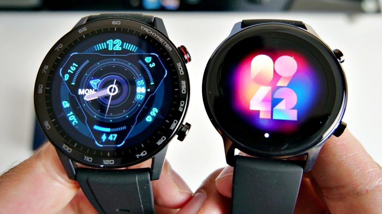 Smartwatche Honor Magic 2 42mm i 46mm z funkcją SpO2 - wysyłka z Polski