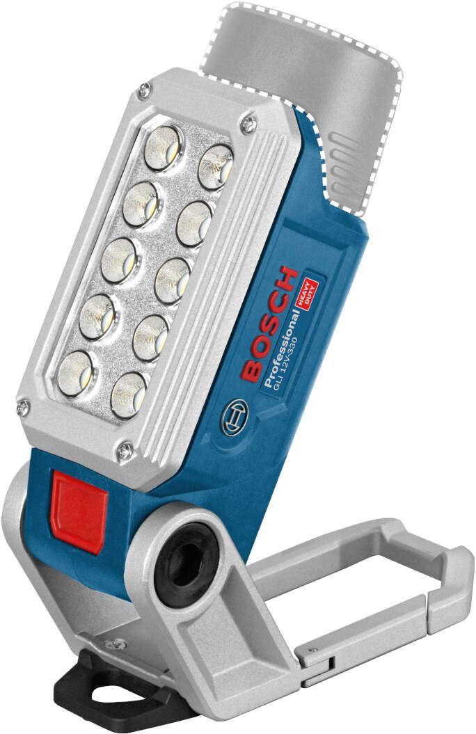 BOSCH Lampa akumulatorowa GLI 12V-330