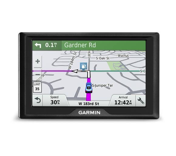 Nawigacja samochodowa GPS Garmin Drive 51 LMT-S EU w sklepach stacjonarnych Euro Rtv AGD