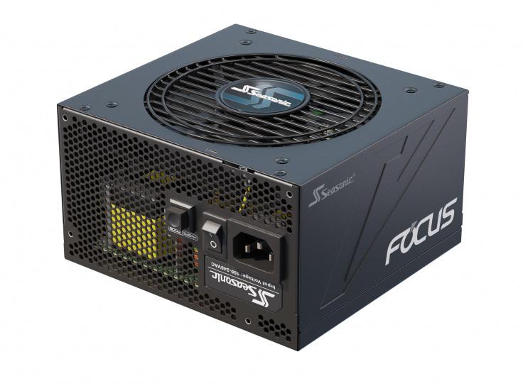 Zasilacz ATX Seasonic FOCUS GX-650 80Plus Gold 650W