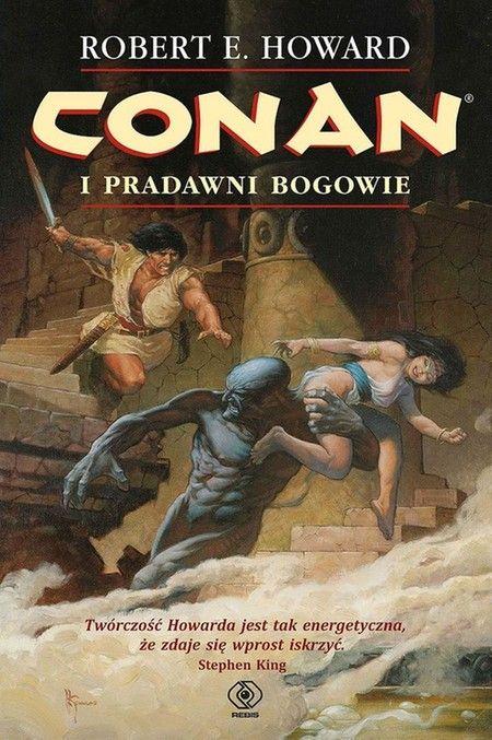 Ebook Conan i pradawni bogowie