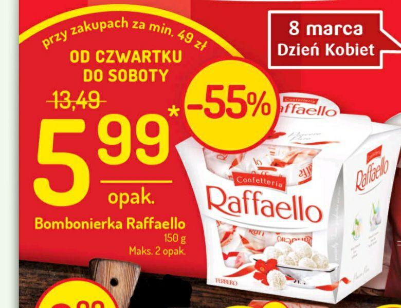 Raffaello - Delikatesy Centrum przy zakupach za min. 49zł