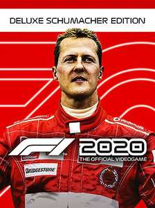 F1 2020 Deluxe Schumacher Edition (PC) PL Klucz Steam na cdkeys