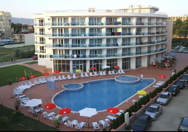 Bułgaria Hotel 3* All na 7 dni dojazd własny 499zł