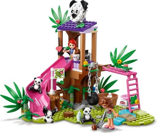 LEGO 41422 Lego Friends Domek Pand Na Drzewie