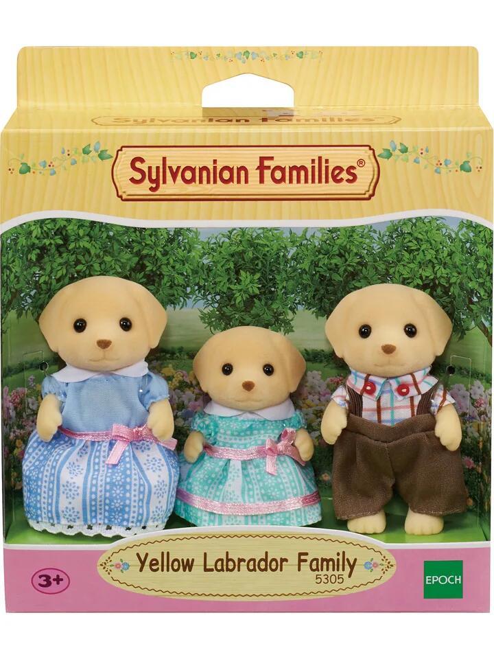 Zestaw Sylvanian Families 5305 za 49,95zł (+ inne zestawy) @ Limango
