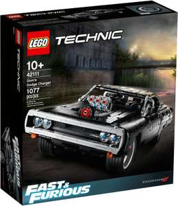 LEGO® 42111 Technic - Dom's Dodge Charger