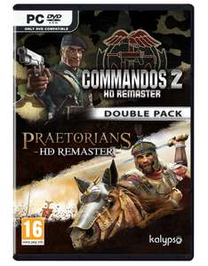 Commandos 2 & Praetorians: HD Remaster Double Pack Gra PC / XBOX (link w opisie)