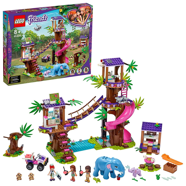 LEGO Friends Baza Ratownicza 41424 @ amazon PL