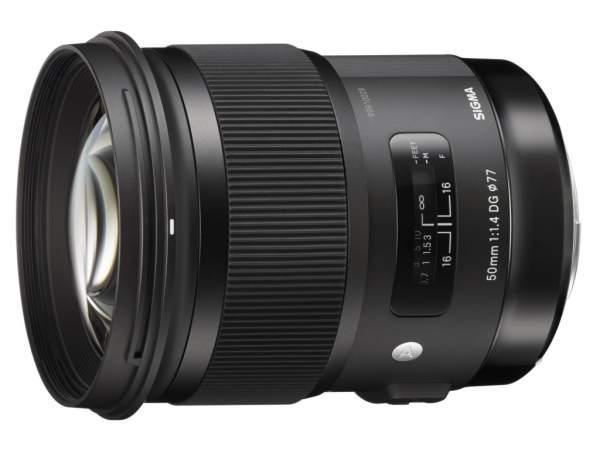 Sigma 50mm f1.4 ART (Canon EF)
