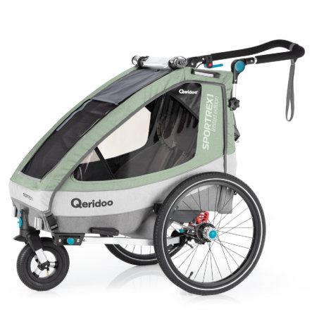 Przyczepka rowerowa Qeridoo Sportrex1 za 1793zł @ Pink or Blue