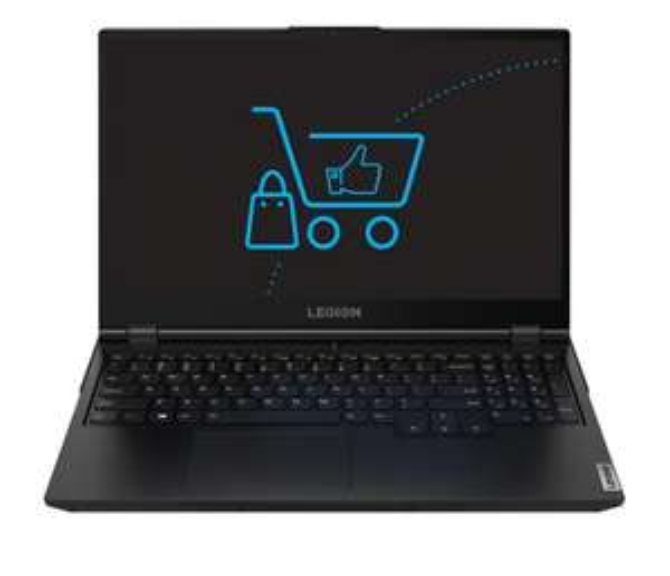 Laptop Lenovo Legion 5i-15 i5-10300H - 8GB - 512 - GTX1650Ti - 144Hz na x-kom