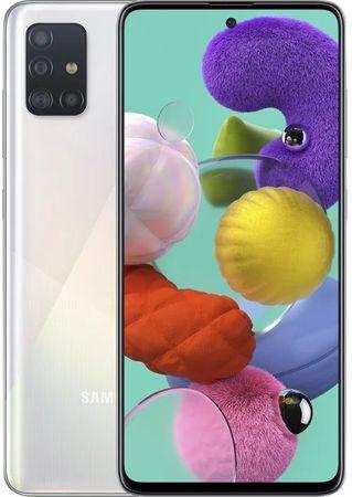 Samsung smartfon Galaxy A51, 4GB/128GB, White na mall