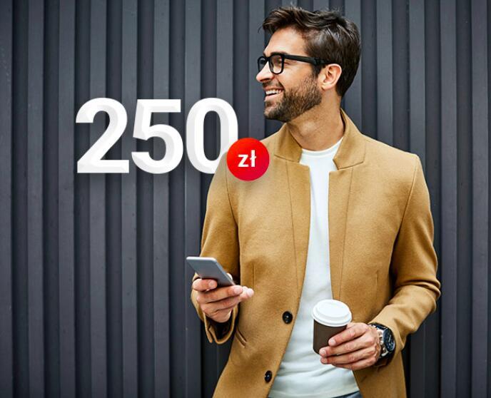 Załóż Konto 360°, spełnij warunki promocji, a odbierzesz 200 zł z kontem i 50 zł z goodie.