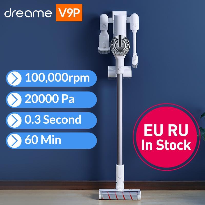 Odkurzacz Xiaomi Dreame V9P za 540zł z wysyłką z Polski @ DHgate