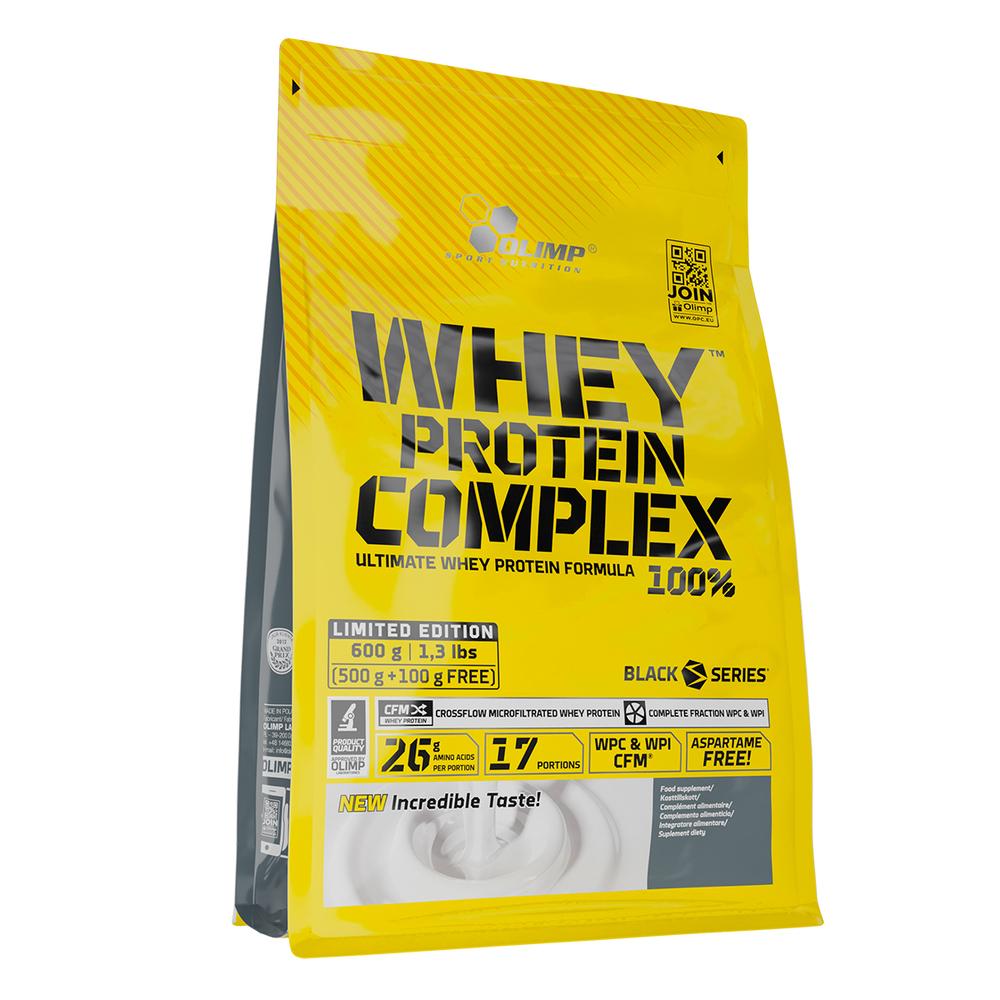 Białko Olimp Whey Protein Complex 600g 5 smaków