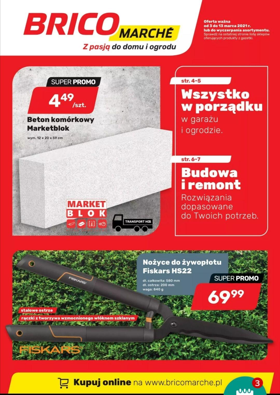 Nożyce do żywopłotu Fiskars HS22