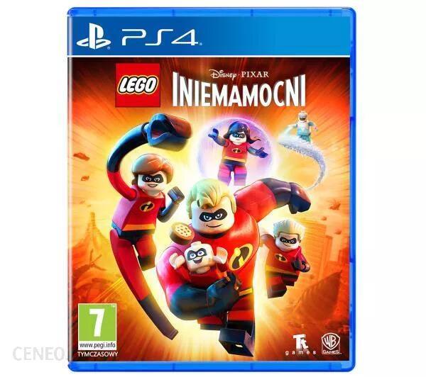 Seria LEGO Iniemamocni na XBOX ONE i PS4 na Neo24