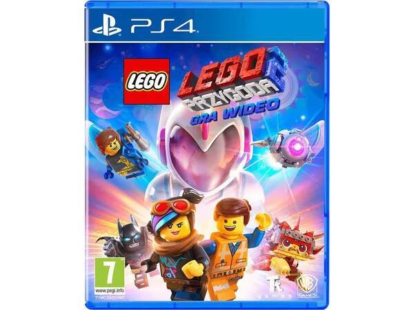 Gry Lego po 34,99 zł PS4 PL @ Neonet stacjonarnie