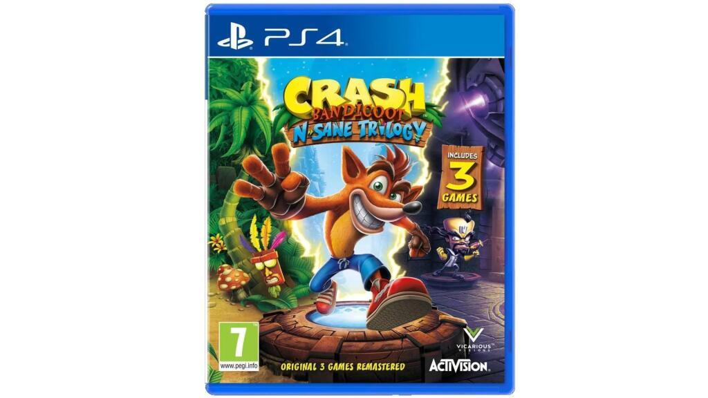 Crash Bandicoot N.Sane Trilogy PS4 @ Neonet Stacjonarnie