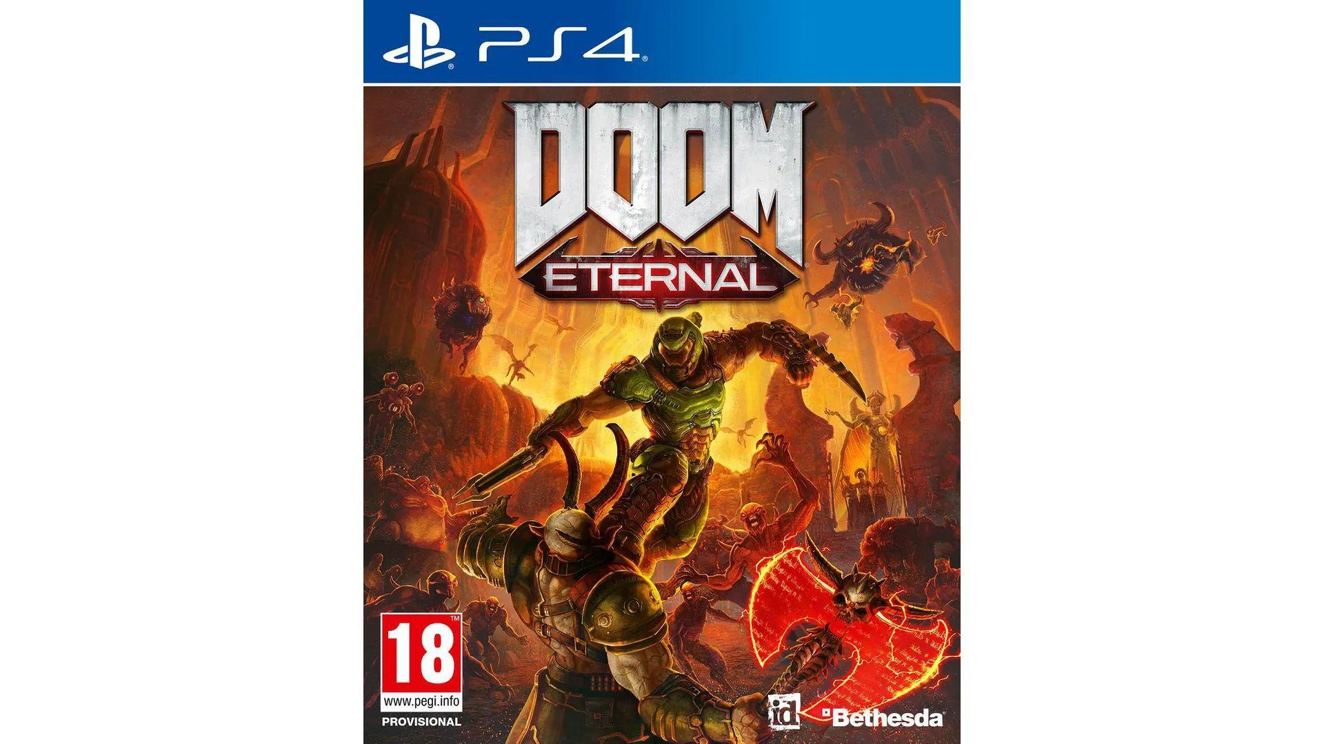 Doom Eternal PS4 PS5