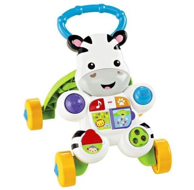 Zabawka do pchania Zebra