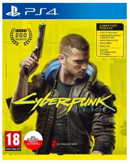 Cyberpunk 2077 PS4 za 139 zł
