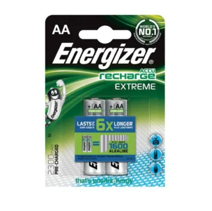 Akumulatorki ENERGIZER Extreme AA 2300mAh 2szt.