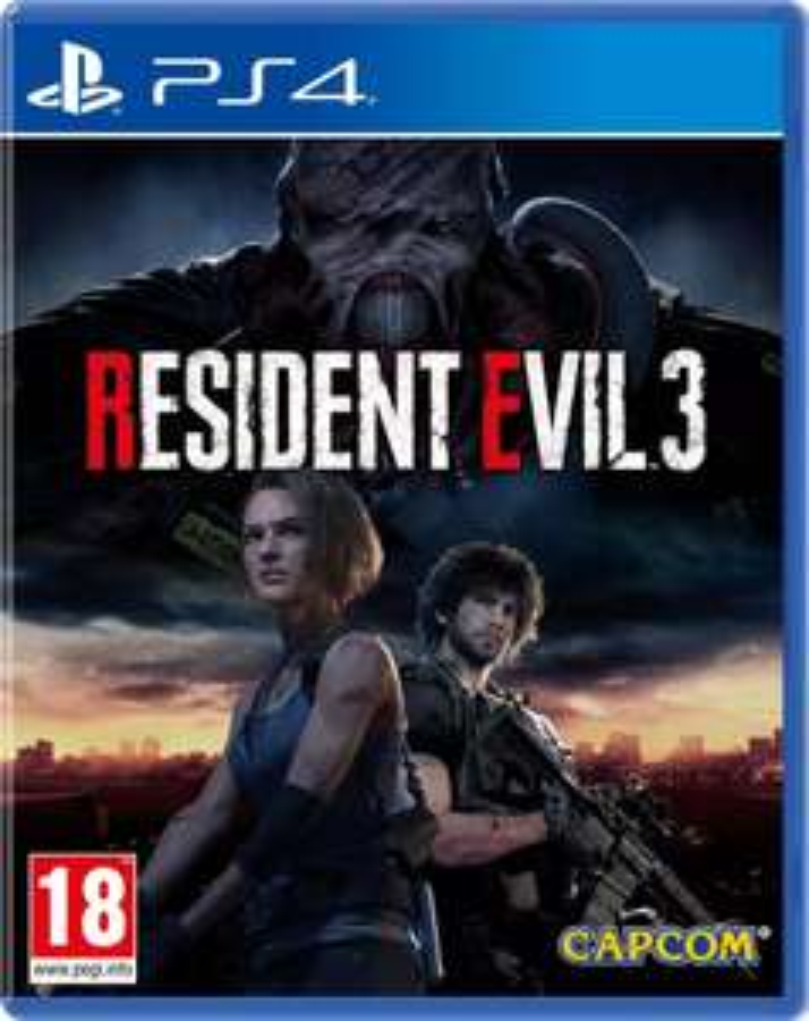 Resident Evil 3 PS4 PL Pudełko - Ceneo