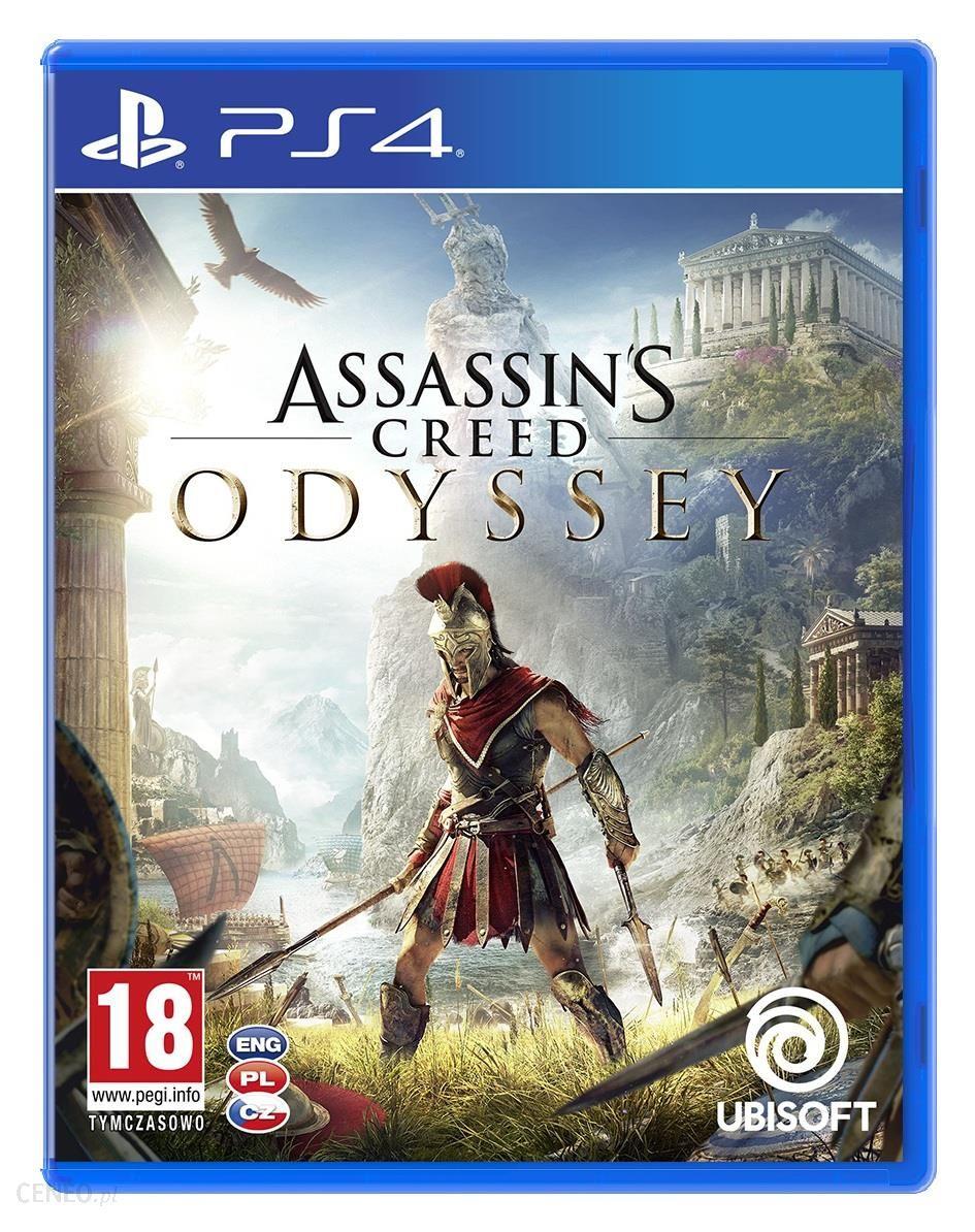 Assassin's Creed: Odyssey 35 zł PS4 Xbox One, Dreams 35 zł PS4, Spyro 35 zł PS4, SOTC 35 zł PS4, Ori Will of Wisps 30 zł Xbox One