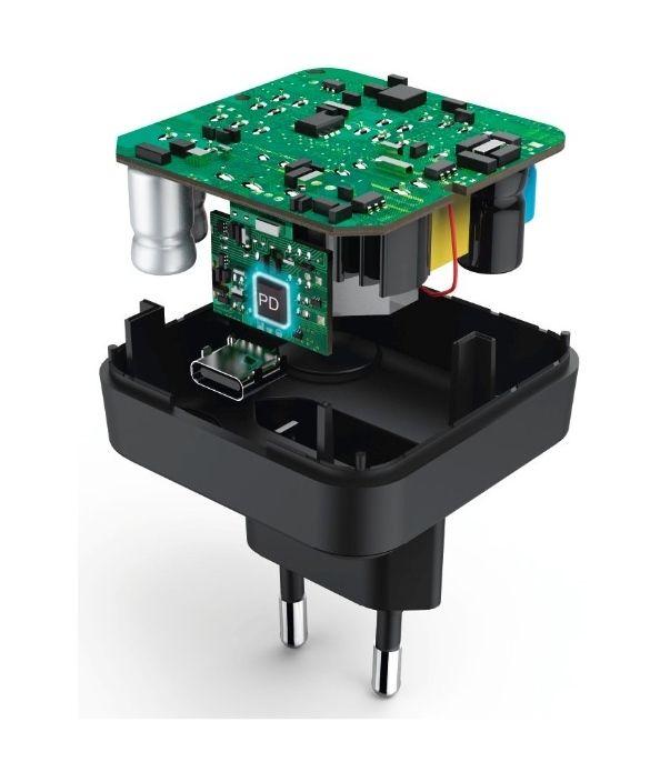 Ładowarka HAMA 178312 port USB Type-C, Power Delivery (PD), 3A