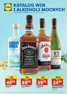 Jim Beam Kentucky Straight Bourbon Whiskey ( Whisky ) | 1L | 40% | Lidl. Oferta zbiorcza.