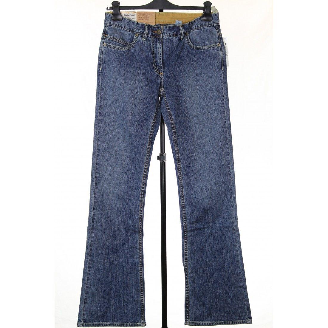 Spodnie dżinsowe Timberland