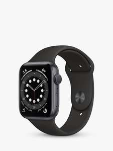 Apple watch 6 gps aluminium space grey