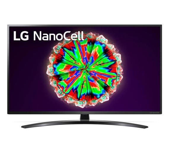 Telewizon 65'' LG NanoCell Telewizor 65NANO793NE, przy zakupach na raty cena 2705zł