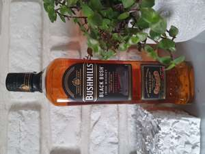 Whisky whiskey black bush sherry cask reserve 0,7l tesco świdnica