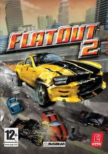 FlatOut 2 Steam za 3,53 zł