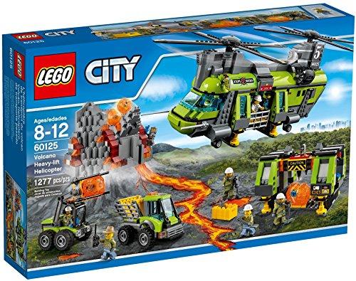 LEGO City 60125 - Ciężki helikopter transportowy - Amazon.de
