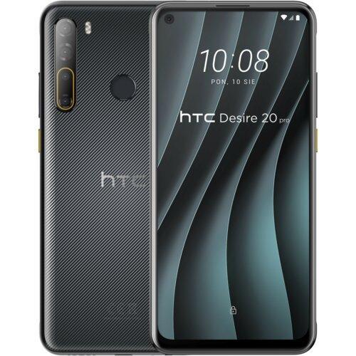 Smartfon HTC Desire 20 Pro Czarny 6GB/128GB w Mediaexpert