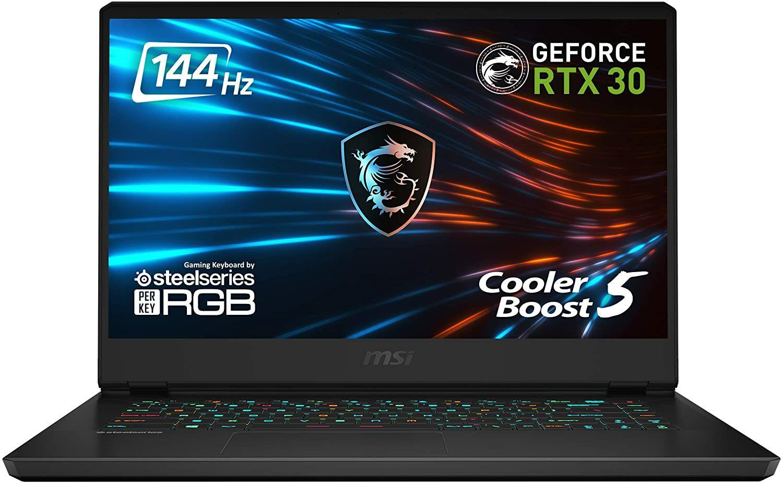 """MSI GP66 Leopard.15,6"""", FHD, 144hz, rtx 3070, 16gb ram, ssd512, win10"""