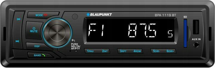 Blaupunkt BPA1119BT radio samochodowe Bluetooth USB SD AUX