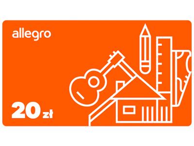 Doładuj telefon Orange w IKO za min 100 zł i odbierz 20 zł na zakupy na Allegro