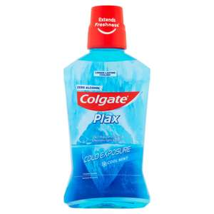 Colgate płyn do płukania jamy ustnej 0,5 l Drogeria Natura