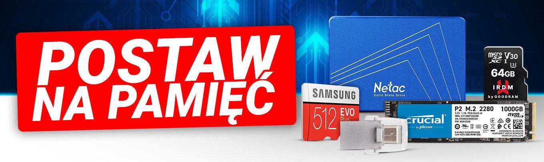 Promocja na karty pamięci, pendrive'y i dyski (np KINGSTON microDuo 3C 128GB za 69.99zł) @Media Expert