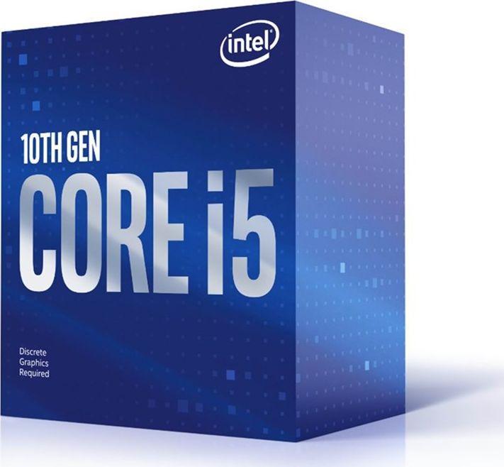 Procesor Intel Core i5-10400F, LGA1200, 6R/12W, BOX (BX8070110400F)