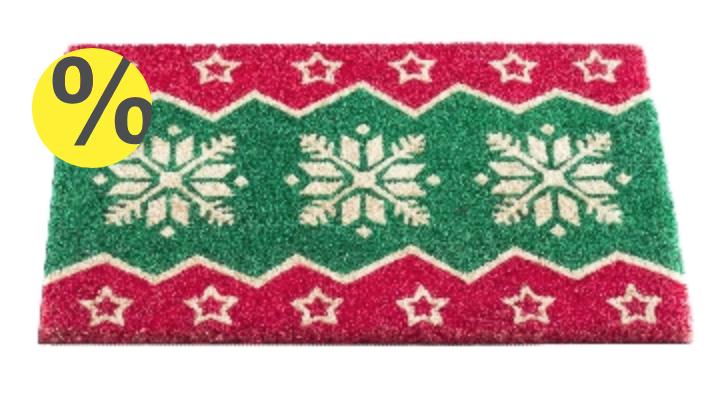 Wycieraczki świąteczne po 9,97 zł @ Komfort