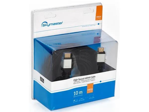 Kabel HDMI 10m SKYMASTER HCB10, darmowa dostawa